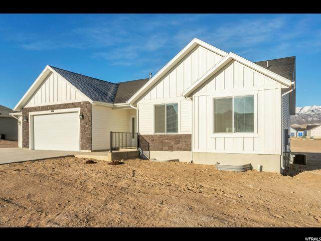444 S Trejo Ridge Rd #15, Grantsville, UT 84029 (#1654642) :: Big Key Real Estate