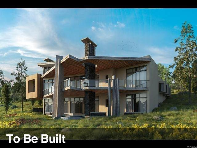 3276 Wapiti Canyon Rd, Park City, UT 84098 (#1654663) :: Big Key Real Estate