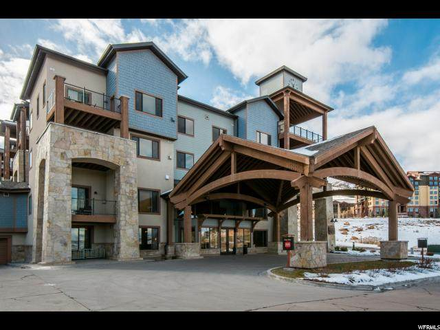 2653 Canyons Resort Dr 325A, Park City, UT 84098 (MLS #1654670) :: High Country Properties