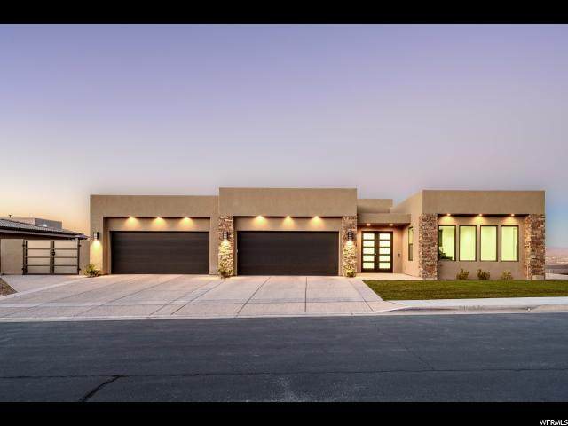 2015 E Stone Canyon Dr, St. George, UT 84790 (#1654682) :: Colemere Realty Associates