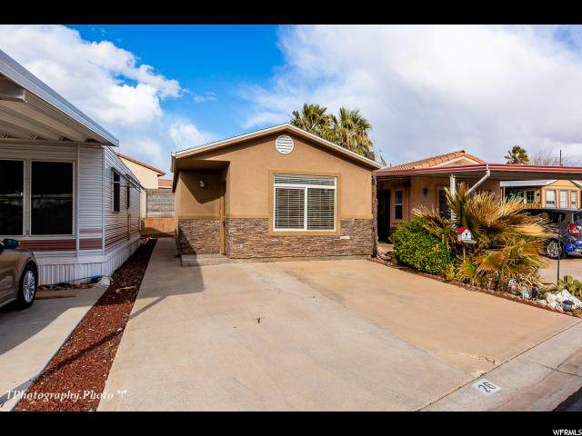 1225 N Dixie Downs Rd #26, St. George, UT 84770 (#1654707) :: goBE Realty