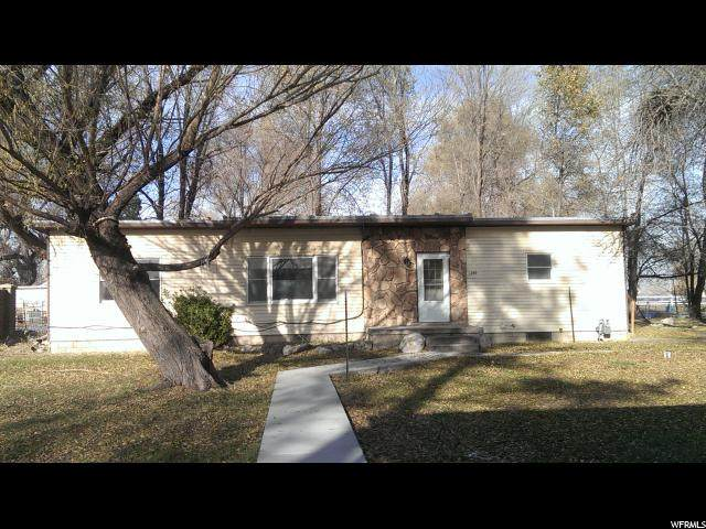 1260 W 7740 S, West Jordan, UT 84084 (#1654710) :: Big Key Real Estate