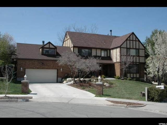 8456 S Gad Way, Sandy, UT 84093 (#1654722) :: The Fields Team