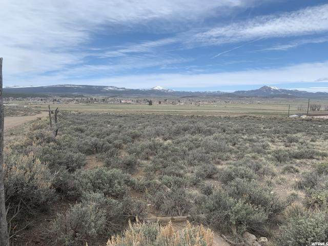 34 N See Directions, Panguitch, UT 84759 (#1654724) :: Colemere Realty Associates