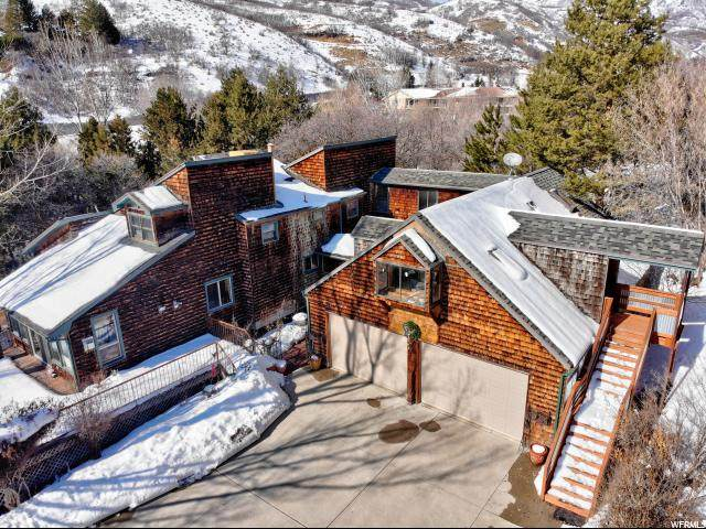 1352 N Fort Canyon Cyn E, Alpine, UT 84004 (#1654751) :: Action Team Realty