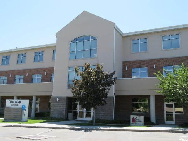 7410 S Creek Rd 101D, Sandy, UT 84093 (#1654766) :: Big Key Real Estate
