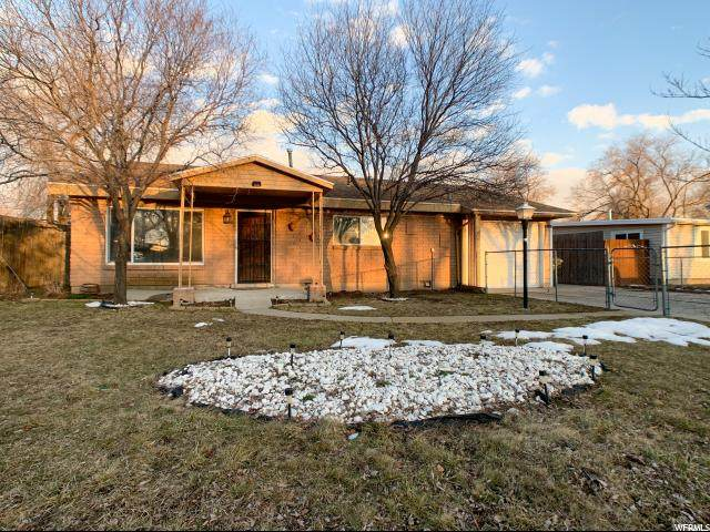 2821 S 3050 W, West Valley City, UT 84119 (#1654803) :: Action Team Realty