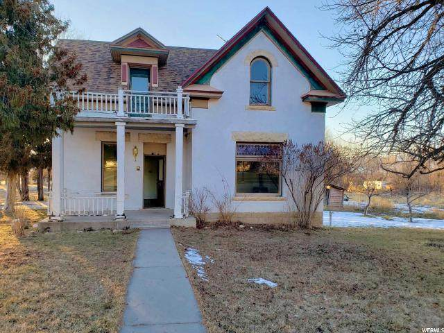 90 S Main St, Spring City, UT 84662 (#1654827) :: Big Key Real Estate