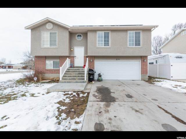 231 S 760 W, Tremonton, UT 84337 (#1654844) :: Action Team Realty