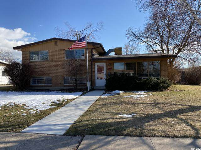 337 W 350 S, Kaysville, UT 84037 (#1654851) :: Doxey Real Estate Group