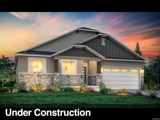 1894 E Brooklyn Cir Lot109, Saratoga Springs, UT 84043 (#1654883) :: Big Key Real Estate