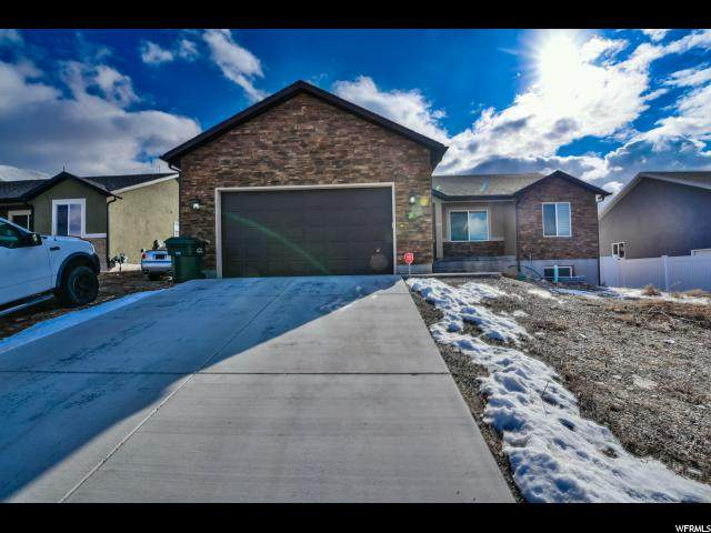 889 W Sundown Ln #6213, Tooele, UT 84074 (#1654898) :: Big Key Real Estate