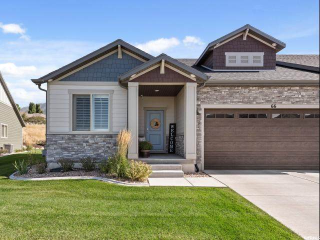 66 N Parkside Loop, Elk Ridge, UT 84651 (#1654912) :: Action Team Realty