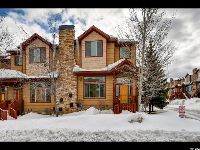 5460 N Luge Ln, Park City, UT 84098 (#1654940) :: Action Team Realty