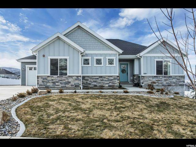 1155 N Doe Hill Dr, Elk Ridge, UT 84651 (#1654949) :: The Fields Team