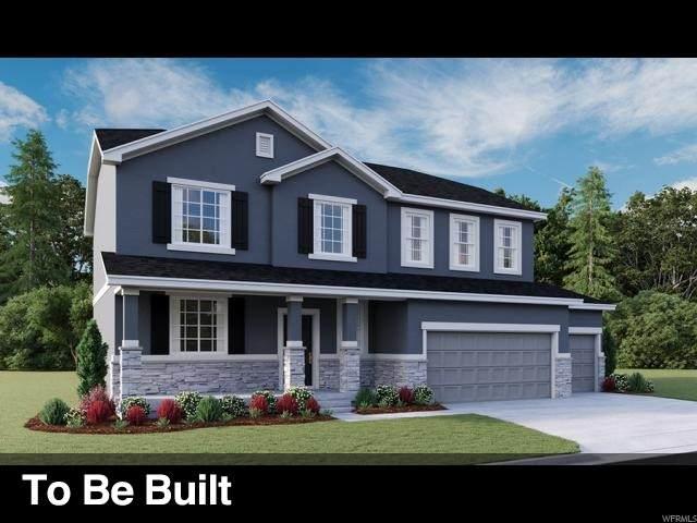 13841 S 7300 Cv W #36, Herriman, UT 84096 (#1654957) :: Big Key Real Estate