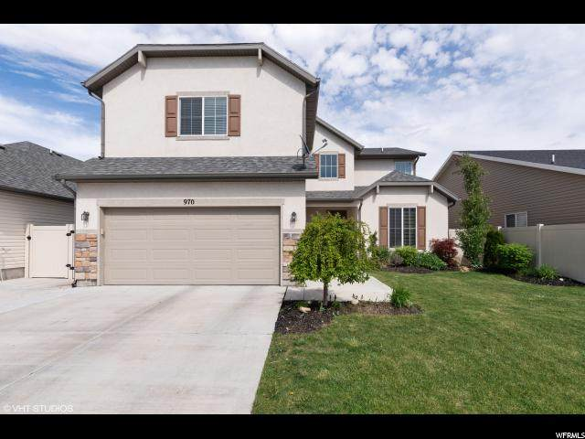 970 Bexley, North Salt Lake, UT 84054 (#1654958) :: goBE Realty