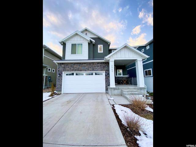 2563 N Wallace Way, Lehi, UT 84043 (#1654961) :: Colemere Realty Associates