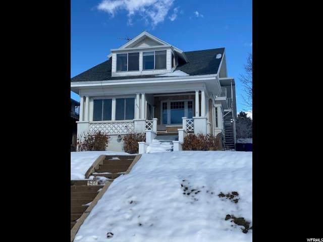 637 E 10TH Ave, Salt Lake City, UT 84103 (#1654964) :: Bustos Real Estate | Keller Williams Utah Realtors