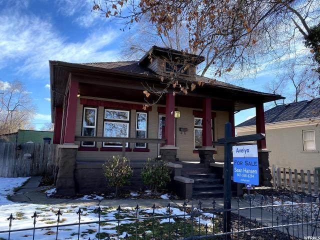 625 S 400 E, Salt Lake City, UT 84111 (#1654974) :: Colemere Realty Associates