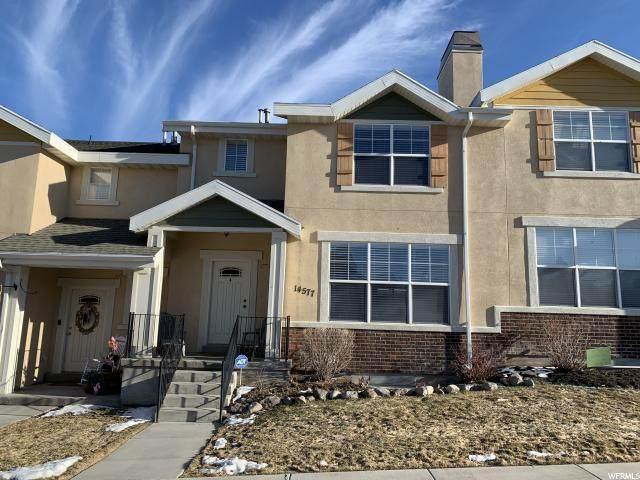 14577 S Pebble Rose Dr W, Herriman, UT 84096 (#1654986) :: Big Key Real Estate