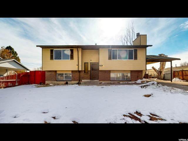 4587 W Lander Way S, Salt Lake City, UT 84118 (#1654995) :: Big Key Real Estate
