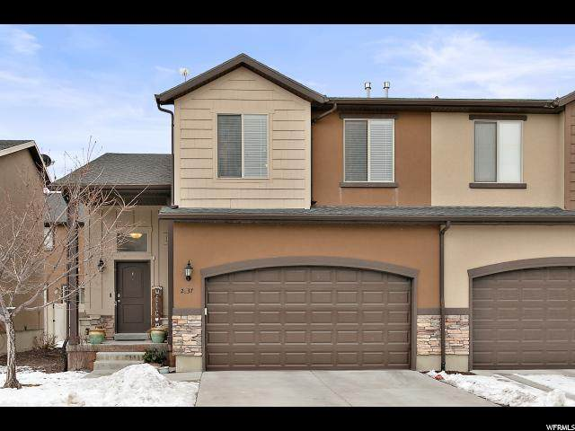 2637 W Maple Dr, Lehi, UT 84043 (#1655005) :: Colemere Realty Associates