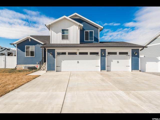 238 S Dusky Dr #208, Grantsville, UT 84029 (#1655006) :: Big Key Real Estate