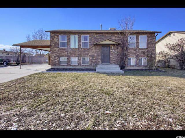 4763 S 3600 W, Roy, UT 84067 (#1655009) :: Doxey Real Estate Group