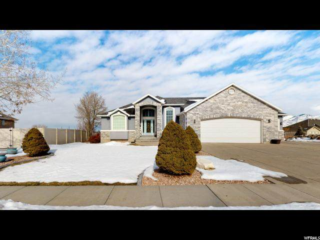 1307 E Brandy Ln, Tooele, UT 84074 (#1655019) :: Big Key Real Estate
