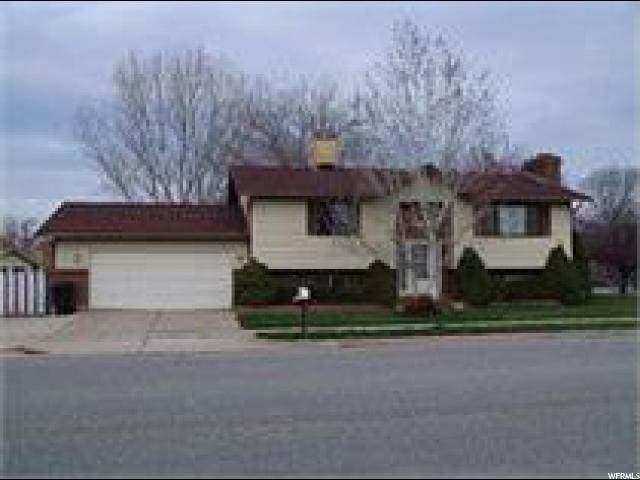63 N 1250 W, Clearfield, UT 84015 (#1655023) :: Red Sign Team