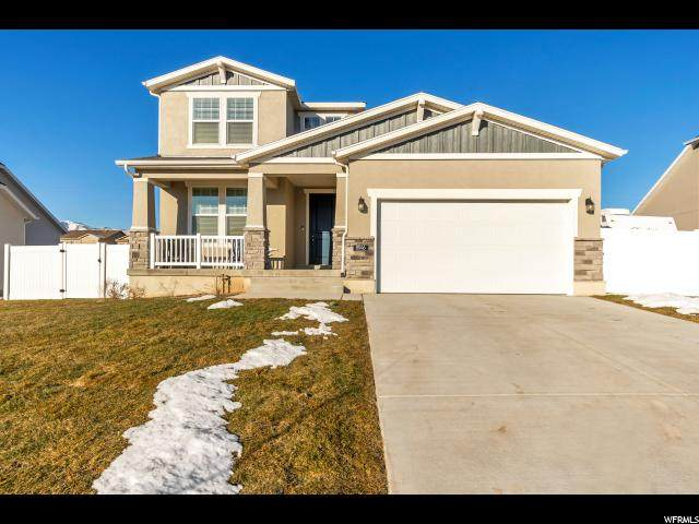 8046 S 6910 W, West Jordan, UT 84081 (#1655024) :: Big Key Real Estate