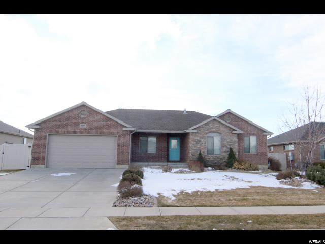 1297 W 955 N, Clinton, UT 84015 (#1655025) :: Doxey Real Estate Group