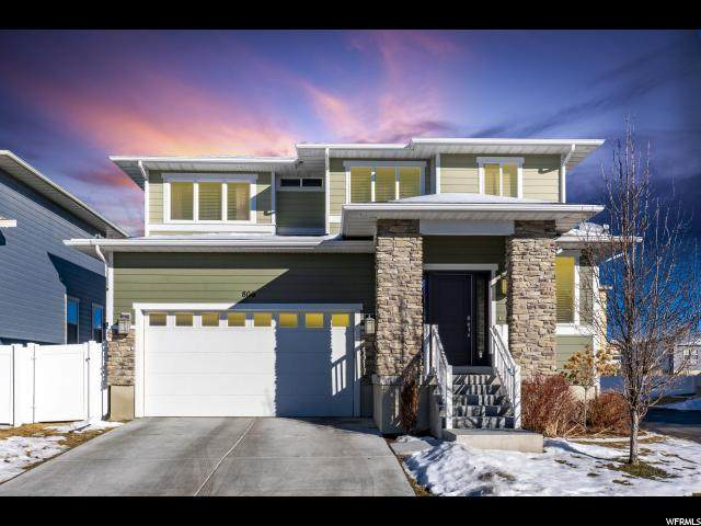 806 W Tasmin Ct, Midvale, UT 84047 (#1655043) :: Big Key Real Estate