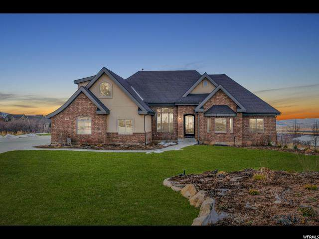 11092 S 200 W, Woodland Hills, UT 84653 (#1655047) :: Action Team Realty