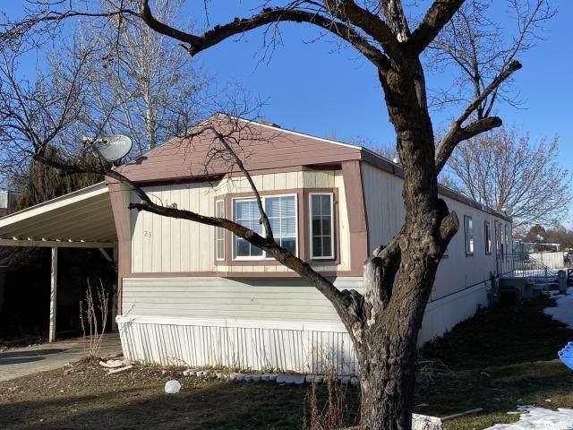 2500 N 300 E #25, Logan, UT 84341 (#1655051) :: Utah Best Real Estate Team | Century 21 Everest