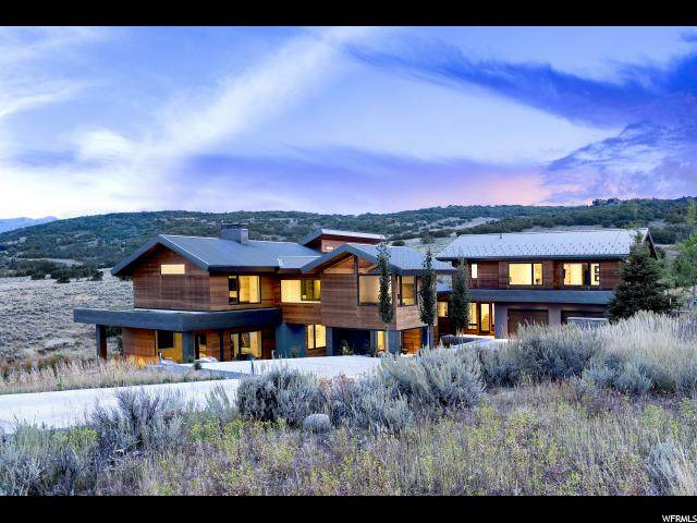 1093 W Red Fox Rd #8, Park City, UT 84098 (MLS #1655056) :: High Country Properties
