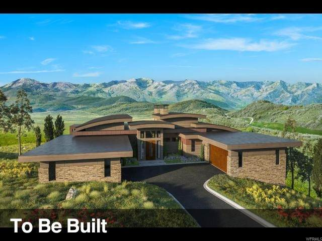 8788 Silver Light Ln, Park City, UT 84098 (#1655061) :: Big Key Real Estate