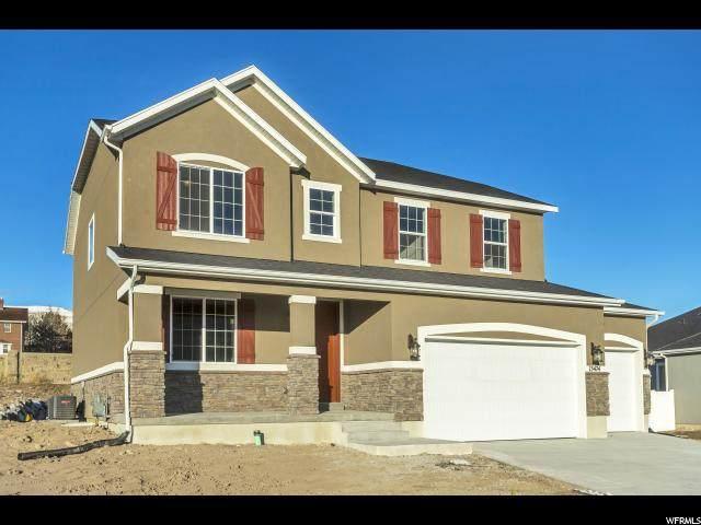 13474 S Elliot Dr W #320, Herriman, UT 84096 (#1655071) :: Big Key Real Estate