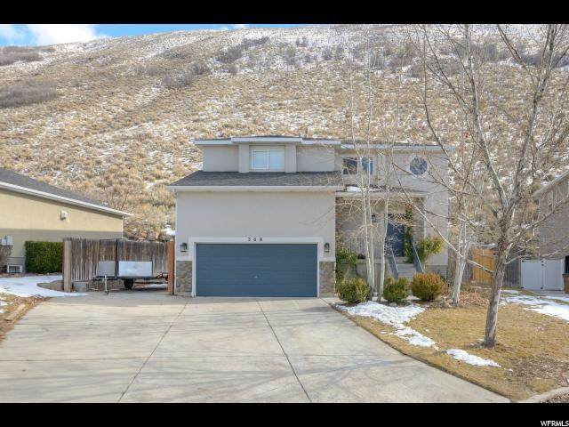 308 E Steep Mountain Drive S, Draper, UT 84020 (#1655073) :: Von Perry | iPro Realty Network