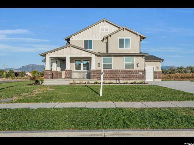 1256 N 2560 W, Clinton, UT 84015 (#1655080) :: Doxey Real Estate Group