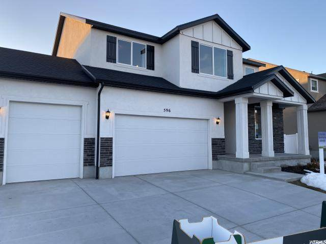596 S 2100 W, Lehi, UT 84043 (#1655089) :: Colemere Realty Associates