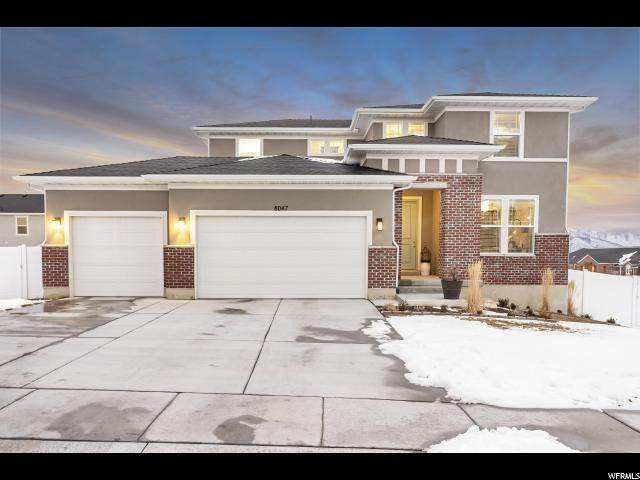 8047 S Barton Ridge Rd, West Jordan, UT 84081 (#1655100) :: Big Key Real Estate