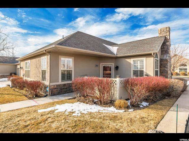 2888 W Abbey Springs Cir S, West Jordan, UT 84084 (#1655101) :: Big Key Real Estate
