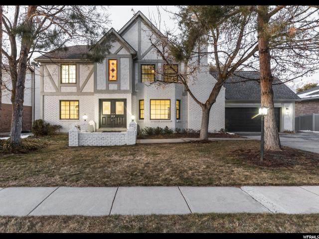 2793 E Cobblemoor Ln, Sandy, UT 84093 (#1655114) :: Big Key Real Estate