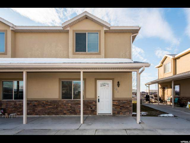 1720 E Main #201, Tremonton, UT 84337 (#1655119) :: Bustos Real Estate | Keller Williams Utah Realtors