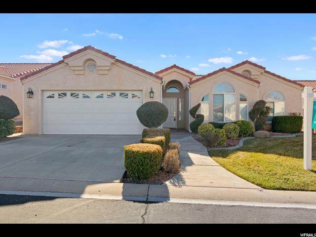 1732 W 540 N, St. George, UT 84770 (#1655128) :: Colemere Realty Associates