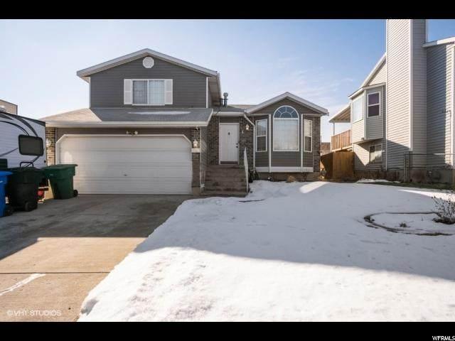 5547 W Deerbrush Cir S, West Jordan, UT 84081 (#1655129) :: Big Key Real Estate