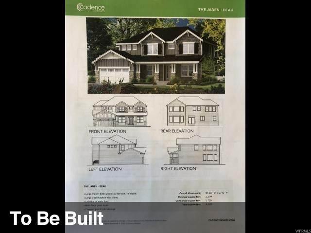 2589 N 300 Ln E #101, Lehi, UT 84043 (#1655139) :: Big Key Real Estate