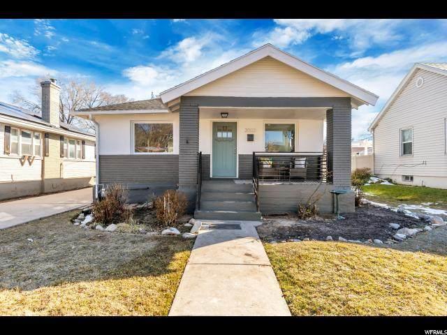 2007 S Roberta St, Salt Lake City, UT 84115 (#1655143) :: Bustos Real Estate | Keller Williams Utah Realtors